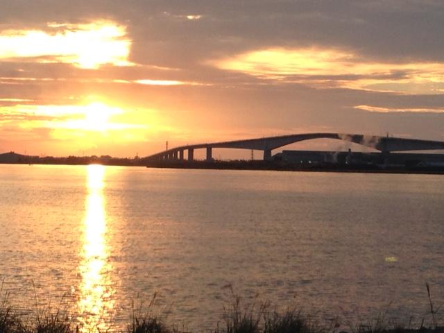 宍道湖・江島大橋