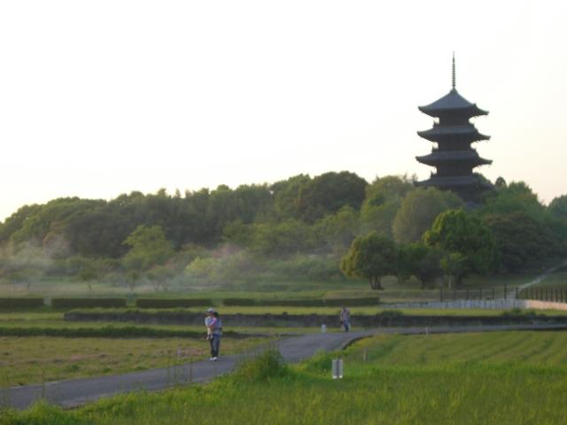 備中国分寺・五重塔